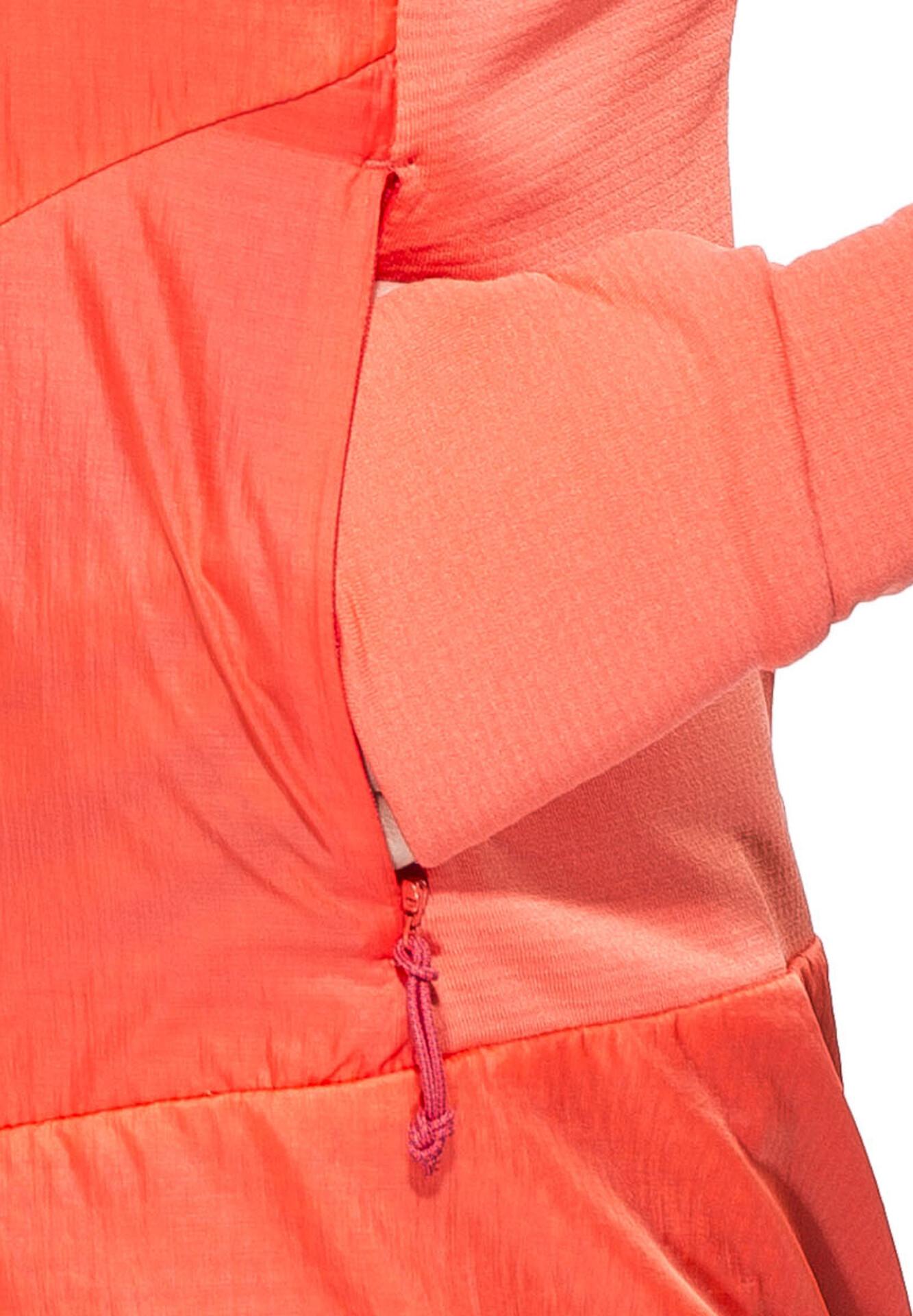 SALEWA Pedroc PTC Alpha Jacket Damen hot coral